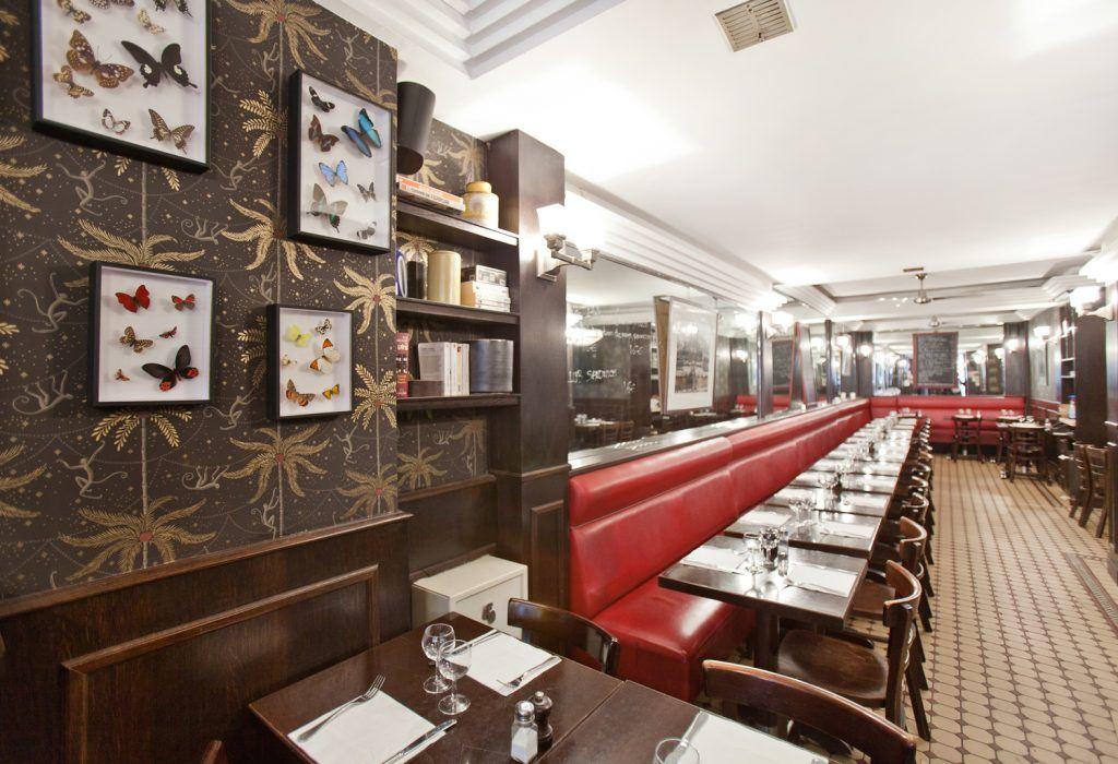 Restaurant Rue Bellechasse